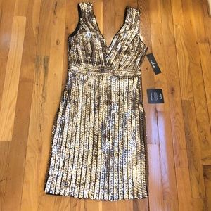 *Brand New* Gold Sequin Dress